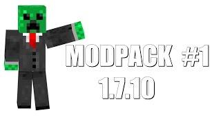Modpack Para PC fraco (35 MODS 1.7.10)