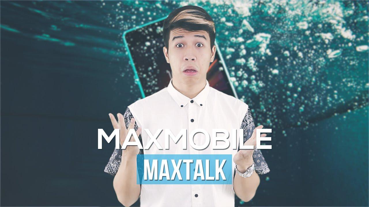 Maxtalk #17 – Làm gì khi điện thoại rơi vào nước?