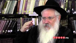 Gambar cover An Interview on a Sensitive Subject with Rabbi Manis Friedman