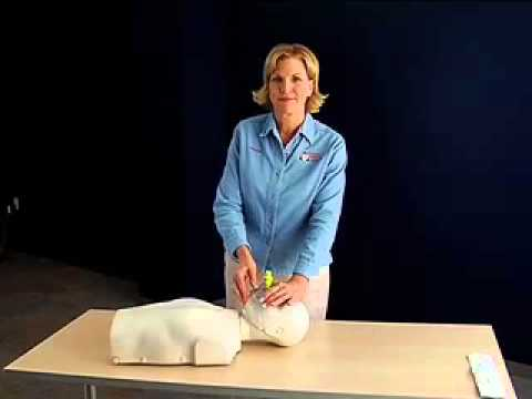 Professional CPR & AED Training Manikins: Meet new CPR Guidelines for 2010