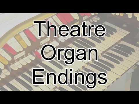 Theatre Organ Endings - FREE tutorial video guide to the Cinema Organ!