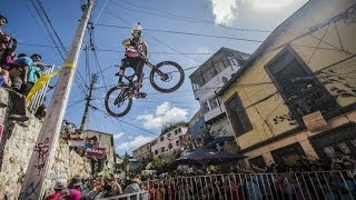 One of the scariest urban downhill MTB competitions returns