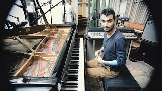 Tigran Hamasyan - An Ancient Observer: In the Studio