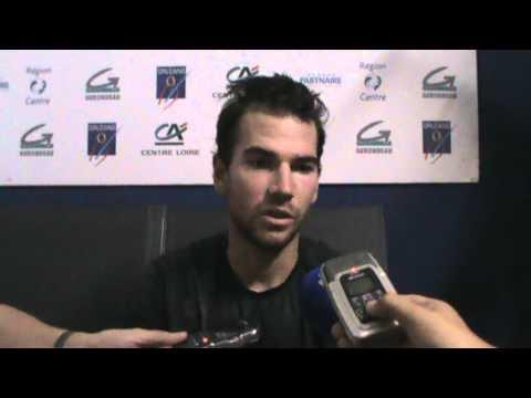 Orléans Actu interview Adrian Mannarino 2012.mpg