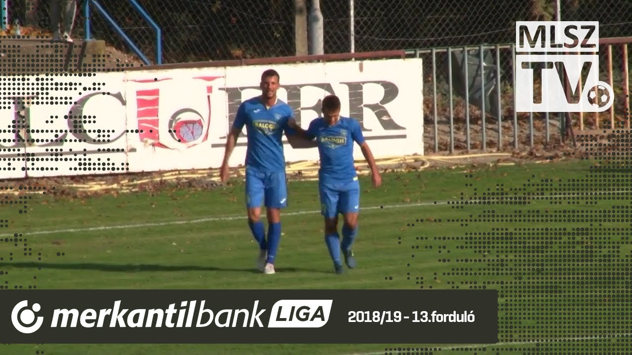 Credobus Mosonmagyaróvár - Ceglédi VSE | 0-2 (0-1) | Merkantil Bank Liga NB II.| 13. forduló |