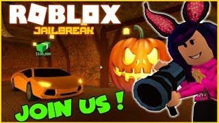 ROBLOX LIVE STREAM! - Jailbreak, Speed Run 4 and more! - COME JOIN THE FUN! - #245