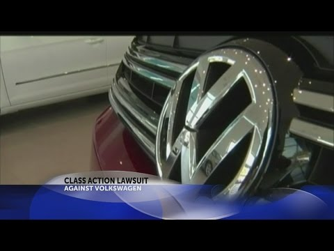 Class Action Lawsuit Against VW