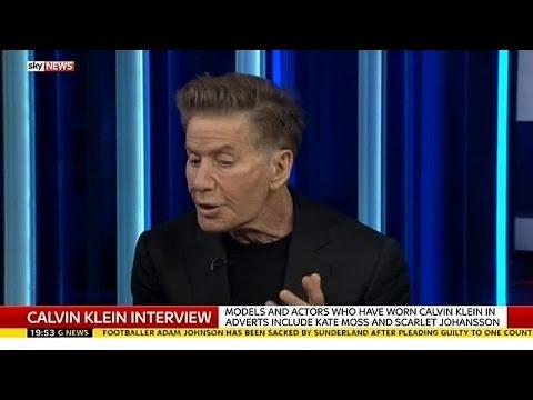 Calvin Klein On Politics And Pioneering Fashion