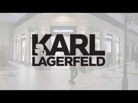 Prohlídka Outletu Karl Lagerfeld V Premium Outlet Prague Airport