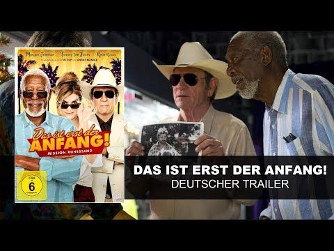 Das ist erst der Anfang (Deutscher Trailer) | Morgan Freeman, Tommy Lee Jones| HD | KSM