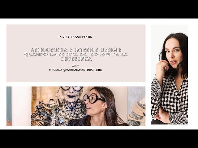 Armocromia e Interior design | Design Magazine Fillyourhomewithlove