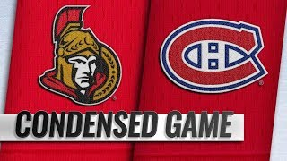Ottawa Senators vs Montreal Canadiens – Sep.22, 2018 | Preseason | Game Highlights | Обзор матча