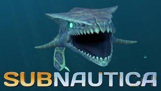 『Subnautica 深海迷航』骨鯊