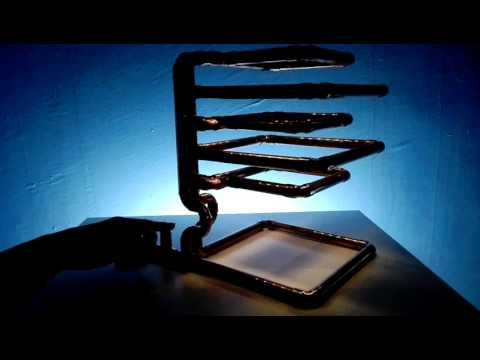 Copper Table Lamp - StartLED