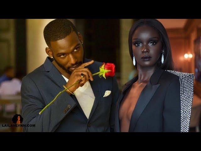 LAILAH LYNN TV - Kofi Siriboe Dating Model Duckie!!