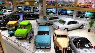 日本自動車博物館 展示台数に圧巻!!