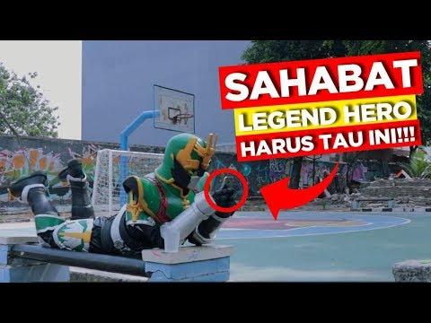 HEBOHHH!!! Para Legend Hero Sekarang Jadi Youtuber!?!?!?    RTVlog