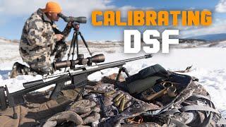 Calibrating DSF on Kestrel Ballistics Meter