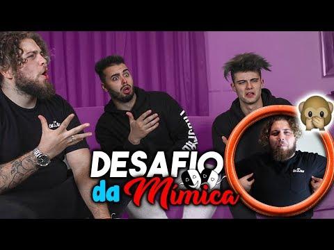 DESAFIO DA MÍMICA C/WUANT e WINDOH
