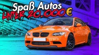 Die besten Spaß Autos für unter 20000€ | RB Engineering