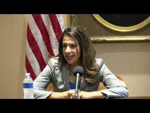Attorney General: Erika Harold, Republican