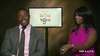 "MICHAEL JAI WHITE & TASHA SMITH - ""For Better Or Worse"" (season 3)"