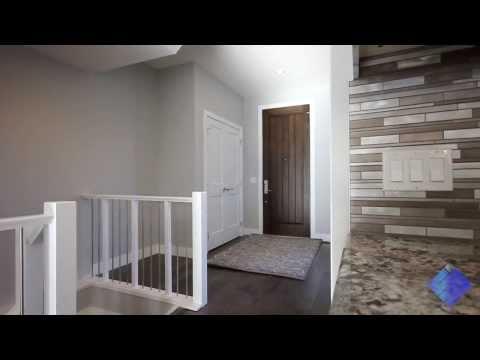 Modern Contemporary Infill - Calgary Real Estate Property Video Walkthrough Tour