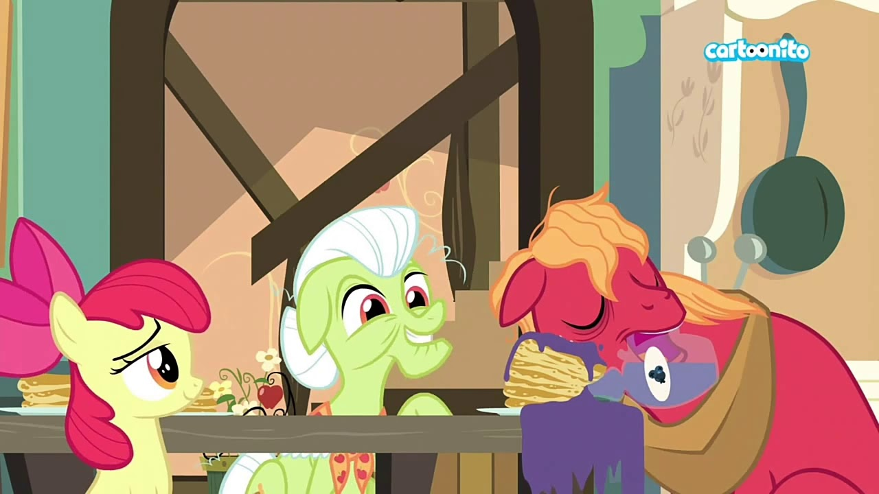 Download Granny Smith Got a Help For The Confluence - My Little Pony: FIM Season 9 Episode 10 (Going to Seed)