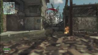 Modern Warfare 3 Gameplay: 28-6