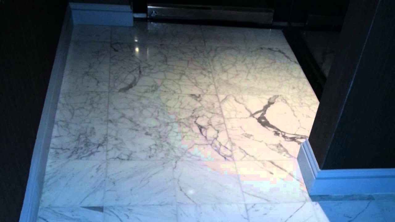 Marble Restoration Fort Lauderdale : Marble cleaning fort lauderdale youtube