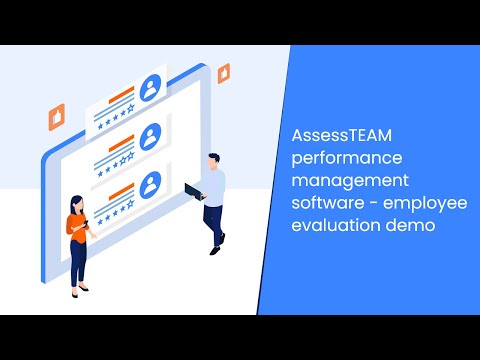 AssessTEAM Continuous feedback employee evaluation software