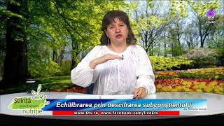 STIINTA TRANSFORMARE NUTRITIE 2018 06 04 Simona Ionita Subconstientul