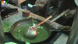Palak Paneer  cottage Cheese In Spinach Gravy   Indian Street Food