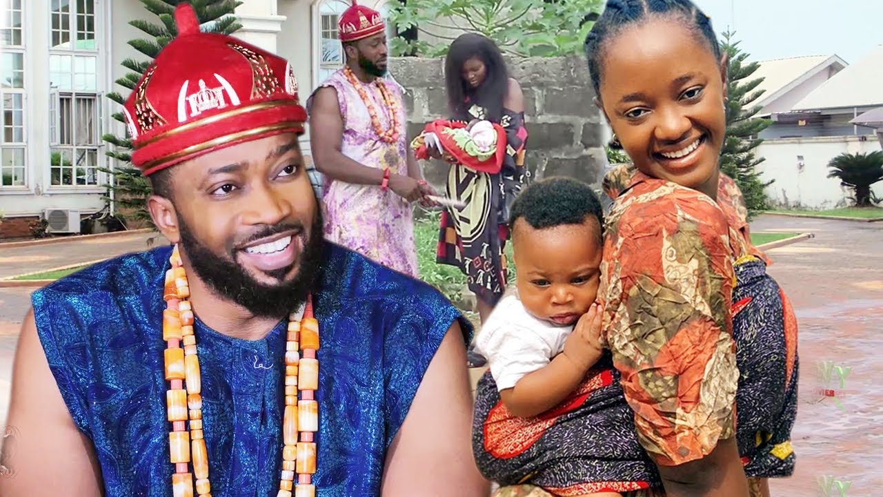 Download The Poor Beautiful Single Mother That Become The Prince Bride Full Season-Luchy Donalds 2020 Movie