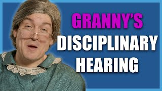Granny's Disciplinary Hearing | Foil Arms and Hog