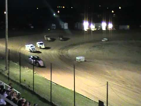 USMTS Lake Country Speedway Heat #2  5-7-11