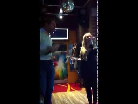 OMJ does Karaoke - Simon and Emma 'Summer Nights'