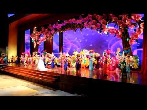 Thailand - Nong Nooch, Pattaya - Thai Culture Show