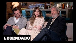 [LEGENDADO] Dakota Johnson, Jon Hamm e Jeff Bridges - Nerdist