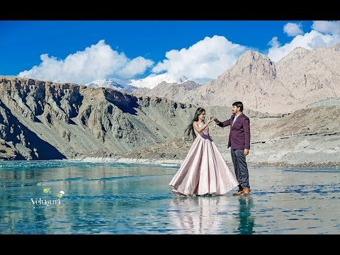 Satish Reddy + Mounica Reddy Save the Date leh ladakh