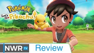 Pokemon Let's Go Pikachu (Switch) Review (Video Game Video Review)