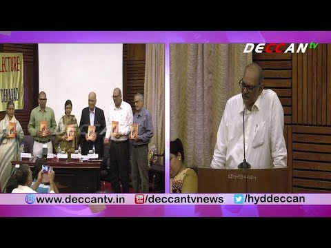 Dr.Sheela Raj Memorial Lecture On VII Nizam Socio Economic & Political Conditions