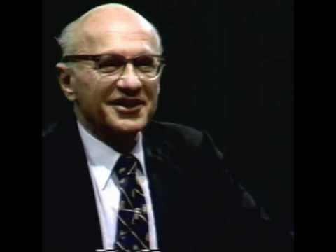 Milton Friedman - Myths That Conceal Reality (Lecture)