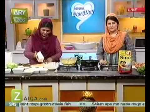 Crispy Chicken Burger by Chef Samina   Zaiqa