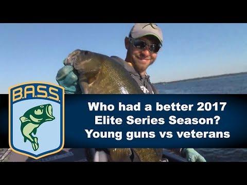 Livewell: Young guns vs. veterans