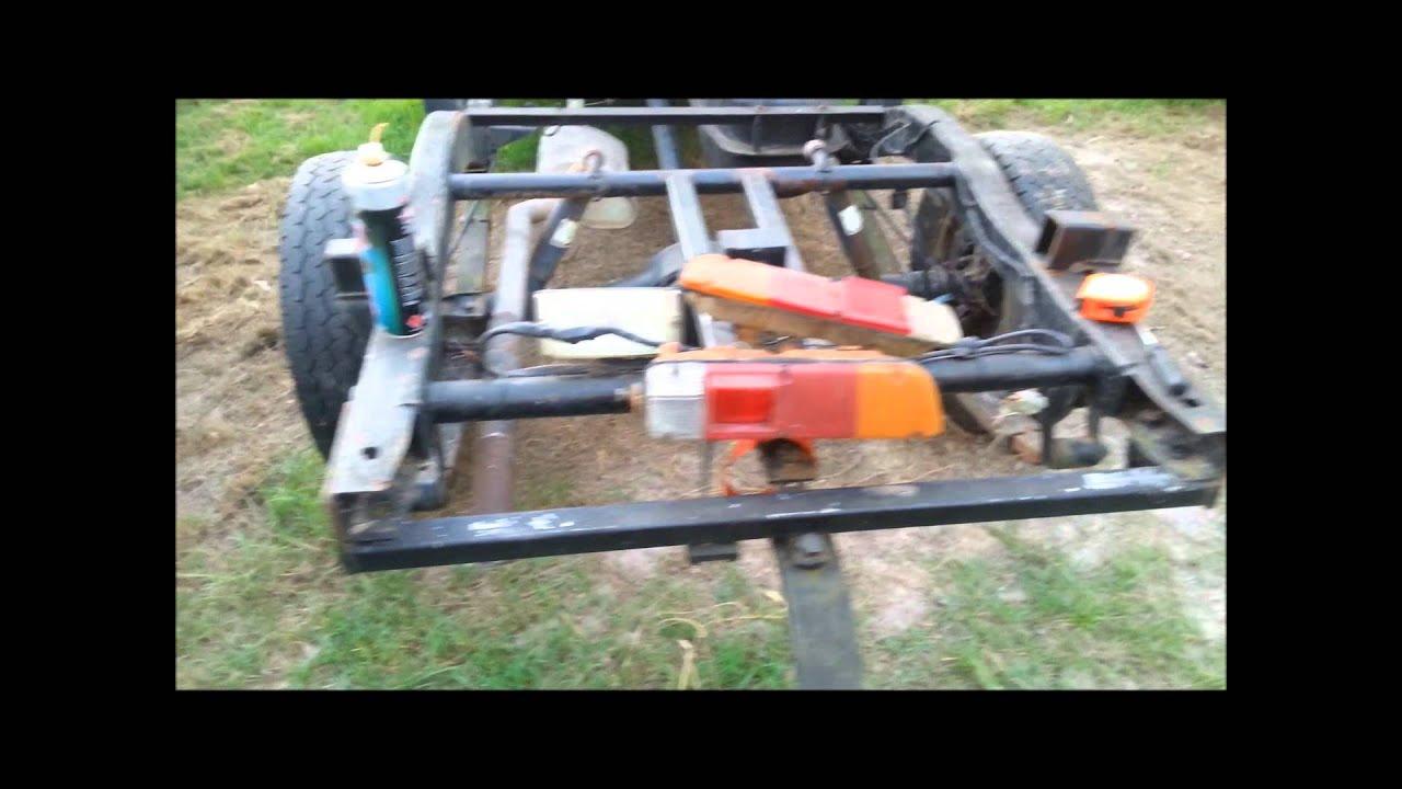 datsun 620 walk around parts for sale wrecking youtube