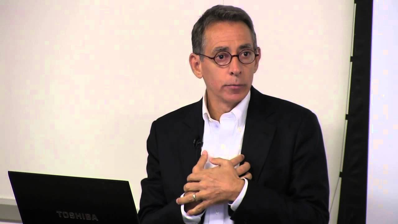Gavin de Becker, The Gift of Fear - YouTube