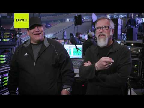 Brad Divens & Eddie Caipo talk about DPA microphones