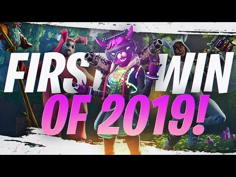 My FIRST Win of 2019! *UNVAULTED* Solo Duos (Fortnite Battle Royale Season 7) thumbnail