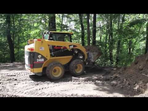 Cat 246B Skid Steer Loader
